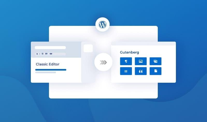 Конвертируйте классические блоки контента WordPress в отдельные блоки Гутенберг