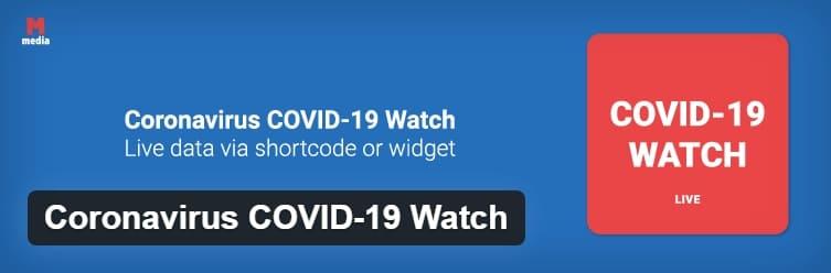 Плагин коронавирус (COVID-19) для WordPress 2