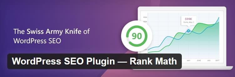 WordPress SEO Plugin — Rank Math