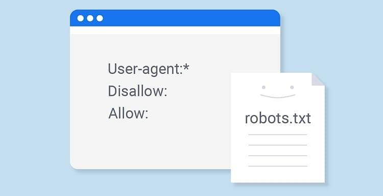 Как создать файл robots.txt для WordPress
