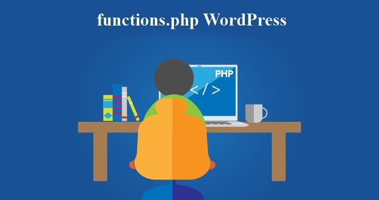 Как вставить PHP код в functions.php WordPress