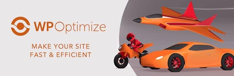WP-Optimize - оптимизация базы данных и изображений WordPress