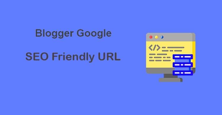 Короткий SEO URL с ключевыми словами в Blogger