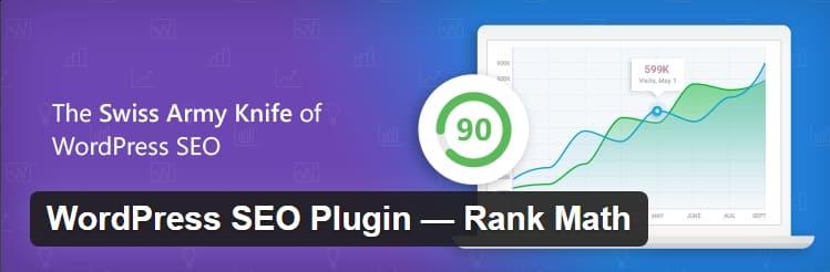 Rank Math SEO является лучшим плагином для WordPress