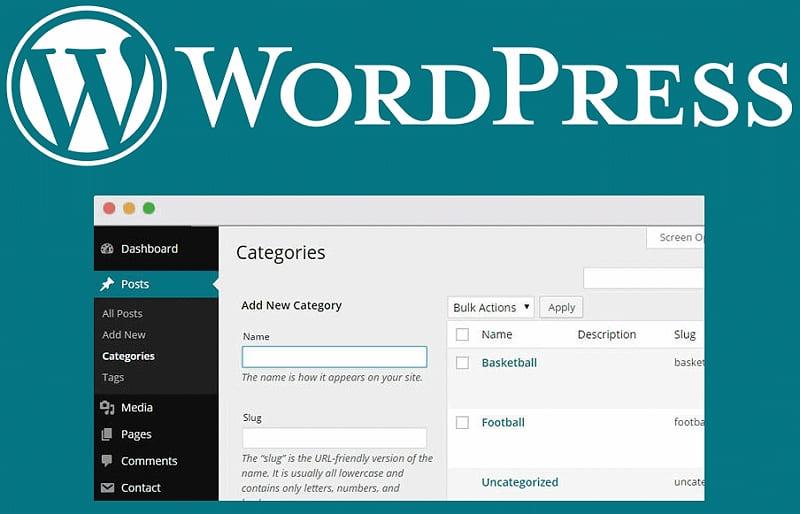 Как в Wordpress переименовать категорию Без рубрики или удалить?