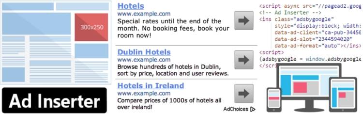 Вставляйте разные рекламные коды на AMP-страницы WordPress