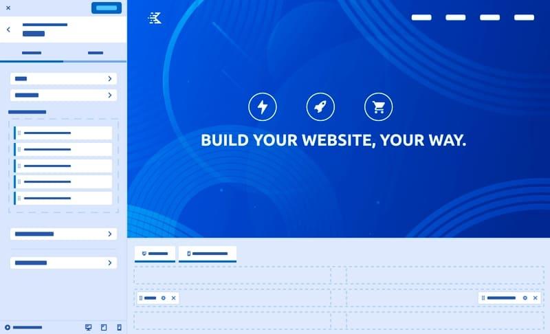 Бесплатная тема WordPress для создания красивого веб-сайта / блога