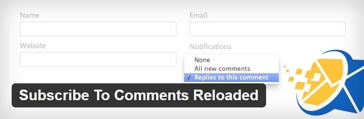 Как разрешить вашим читателям подписываться на комментарии в WordPress