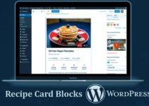 Блоки рецептов WordPress с разметкой Schema.org