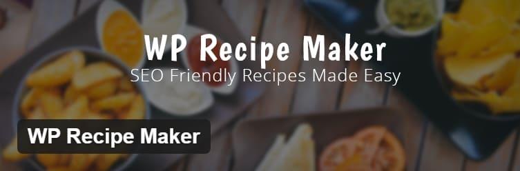 WordPress плагины рецептов для кулинарных сайтов